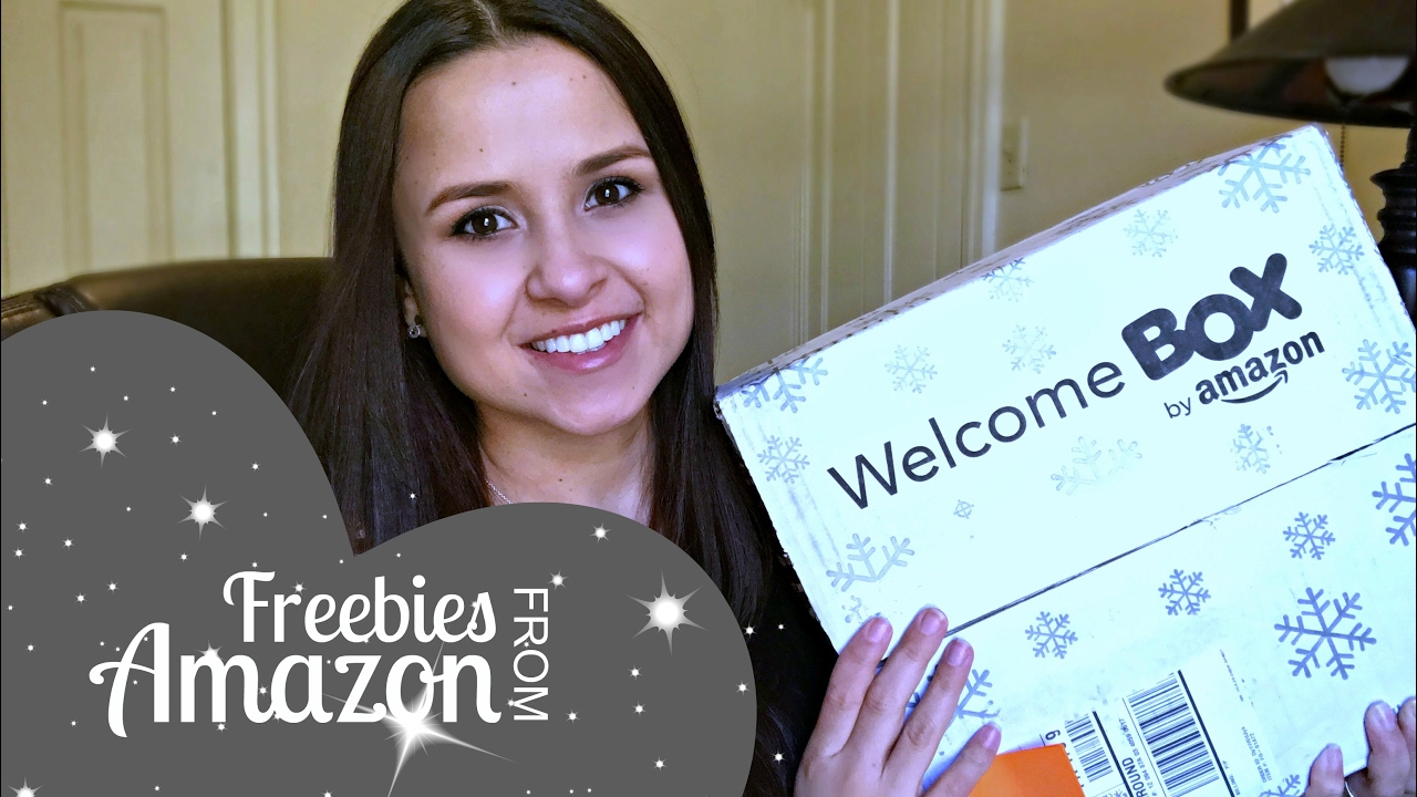 2017 FREE Amazon Baby Registry Welcome Box 24