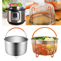 Ultra Electric Pressure Cooker, 6Qt 10-in-1, Stainless Steel