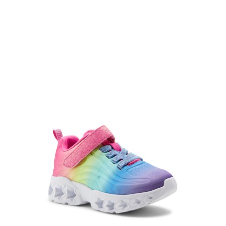 Athletic Works Light up Athletic Sneaker (Toddler Girls)