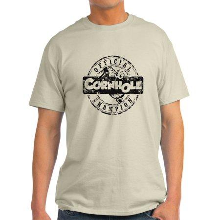 CafePress - Cornhole Champion - Light T-Shirt - CP