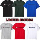 Champion Men's Classic Jersey Script T-Shirt Limited Edition GT280 (S-XL)