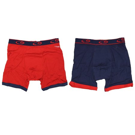 Champion Performance Stretch Advanced Athletic Fit and Support 2 pk Boxer Briefs Large
