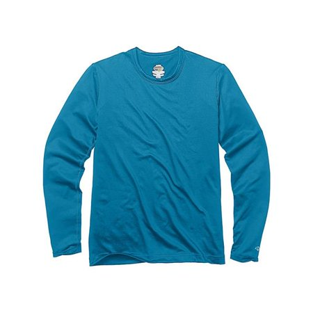 Duofold 090563598212 Champion Varitherm Mid-Weight 2-Layer Kids Thermal Shirt, Underwater Blue - Extra Large