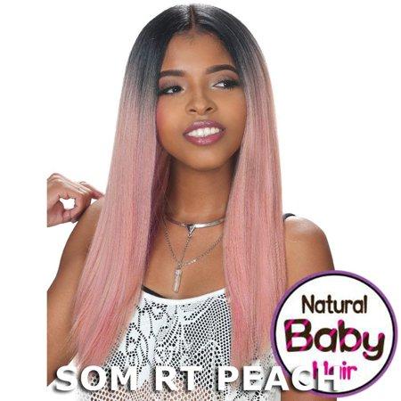 Sis Slay Natural Baby Hair Lace Front Wig - ANKA (SOM RT 30/33)