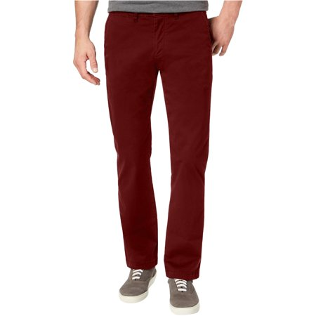 Tommy Hilfiger Mens Flex Casual Chino Pants