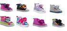 JoJo Siwa Unicorn Bow Shoes Pink Glitter Hi-Top Sneakers Girls