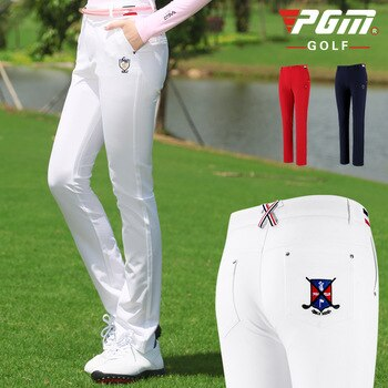 Send Belt !Lady Clothes 2020 Ultra-thin Summer Pant Spring Golf/Tennis Pants High Elastic Women Trouser Breathable Slim Fast Dry