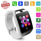 Women Girls Kids Unlocked Smart Watch Bluetooth Phone Mate for Samsung LG Huawei