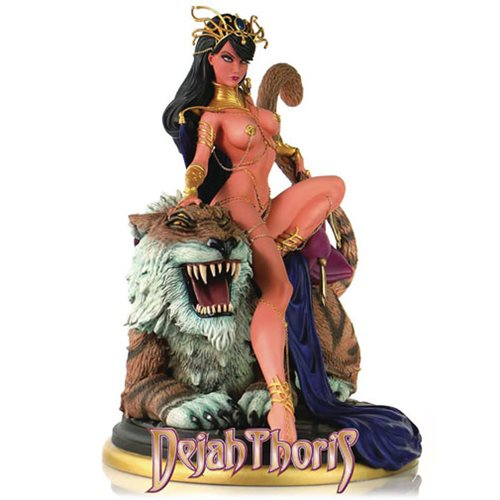 Women of Dynamite Dejah Thoris Campbell Statue
