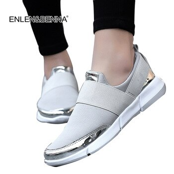 2019 brand mesh breathable Summer shoes women loafers Slip on casual Shoes ultralight flats shoes New zapatillas shoes size35-42