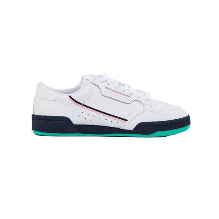 Adidas Womens Continental 80 White/Pink G27724-5.5