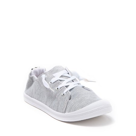 C&C California Womens Scrunch Back Sneaker for Women, Women's Slip On No Tie Shoes