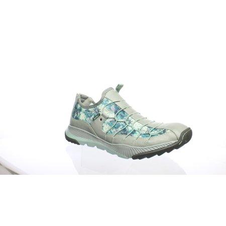 Jambu Womens Sparrow Gray Walking Shoes Size 8.5