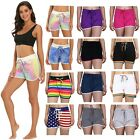 Women Dolphin Running Shorts Sports Short Casual Beach Summer Gym Yoga Hot Pants