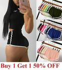 Women Sports Shorts Yoga Casual Gym Lady Jogging Lounge Summer Beach Pants