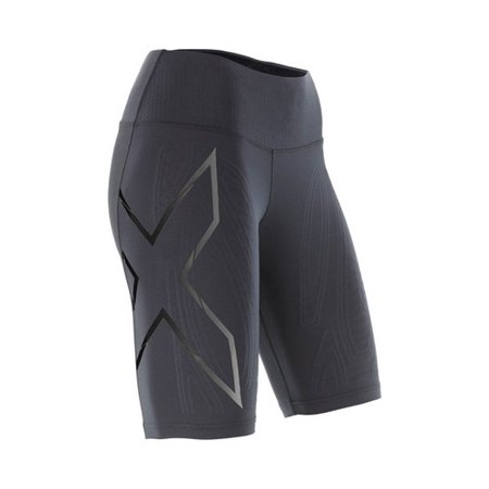 Women's 2XU MCS Bonded Mid-Rise Compression Short