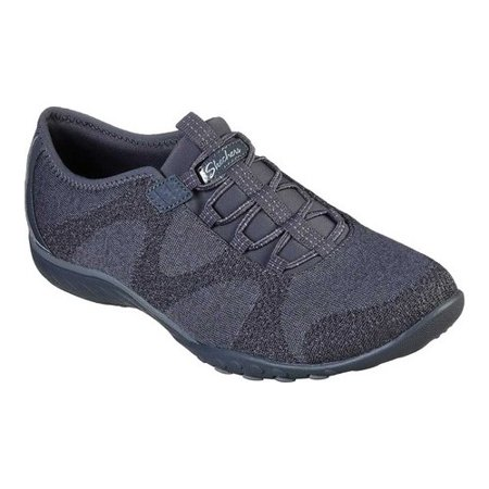 Women's Skechers Relaxed Fit Breathe-Easy Opportuknity Sneaker