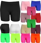 Women's Workout Seamless Biker Bermuda Boy Shorts