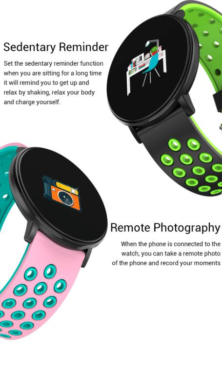 W8 Smart Watch Android iOS Apple IPhone Samsung SmartWatch For Kids Men Women