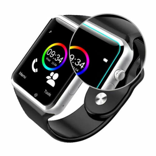 Waterproof Bluetooth Smart Watch Phone Mate compatible with iphone IOS Android