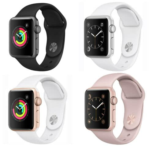 Apple Watch - Series 2 - 42mm - GPS - All Colors with Sport Band