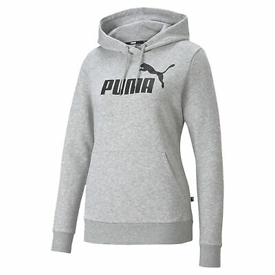 PUMA Women's Essentials Logo Hoodie